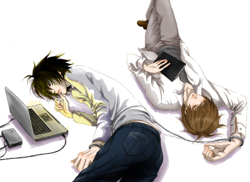 188 best L Lawliet [Death Note] images on Pinterest | Death note l ...