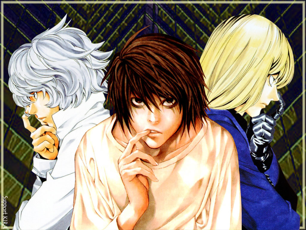 death note near and l - photo #7