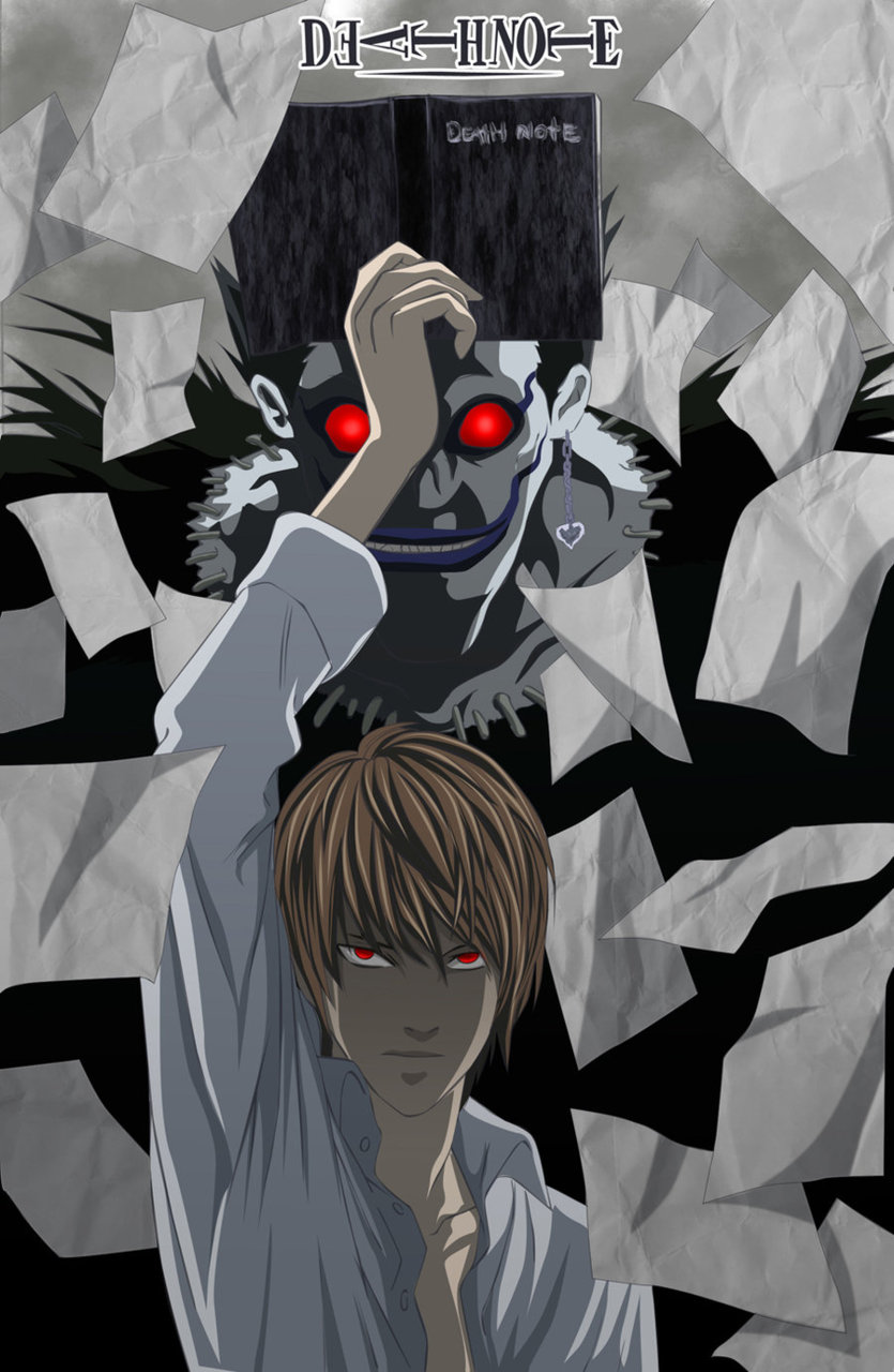 essay about death note