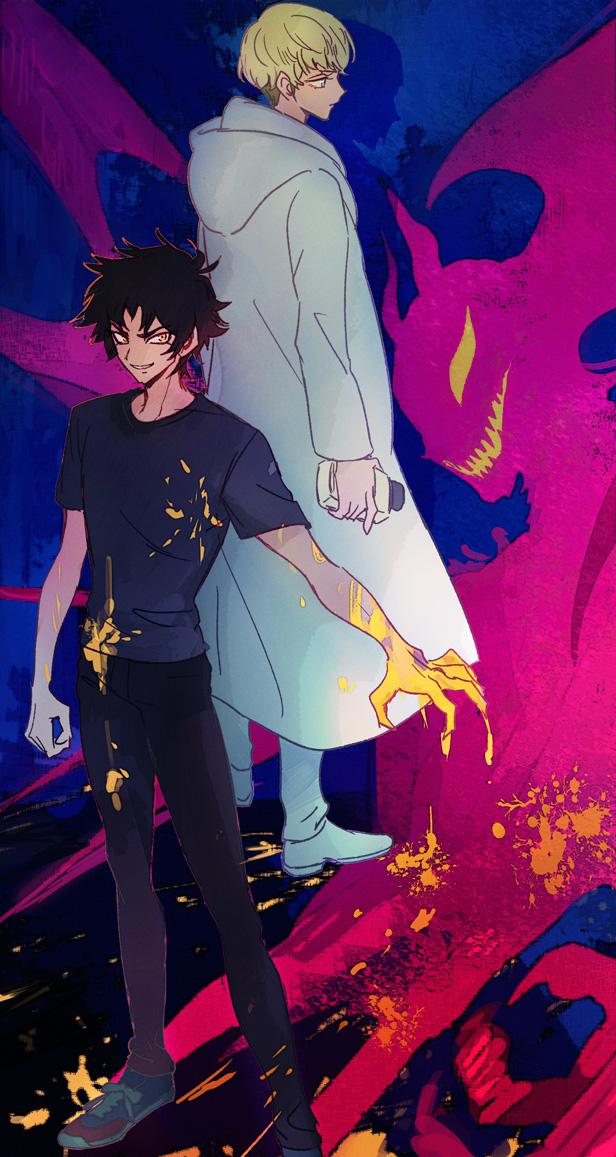 Devilman Crybaby Image 2250142 Zerochan Anime Image Board
