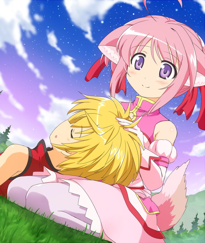 Anime Dog Days Kiss 1198803 Zerochan