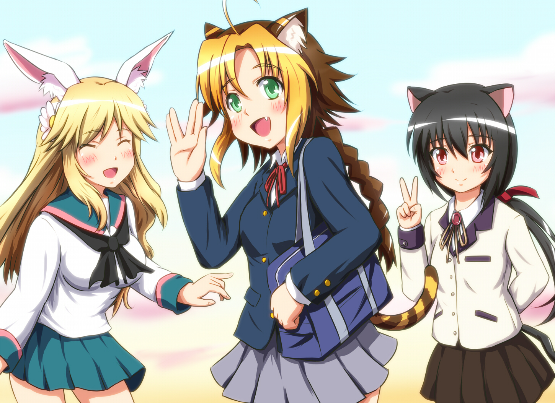 Dog Days Image 677110 Zerochan Anime Image Board