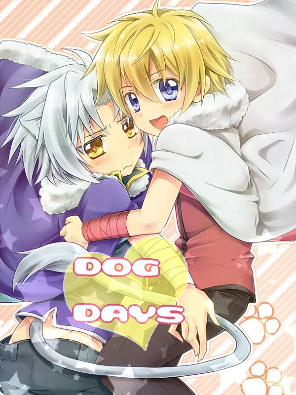 Tags Anime Pixiv Id 574516 DOG DAYS Gaul Galette Des Rois