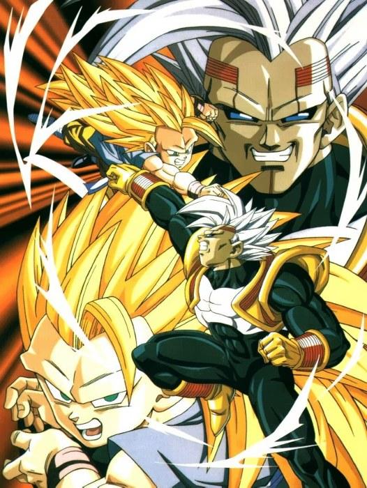 dragon ball gt zerochan anime image board