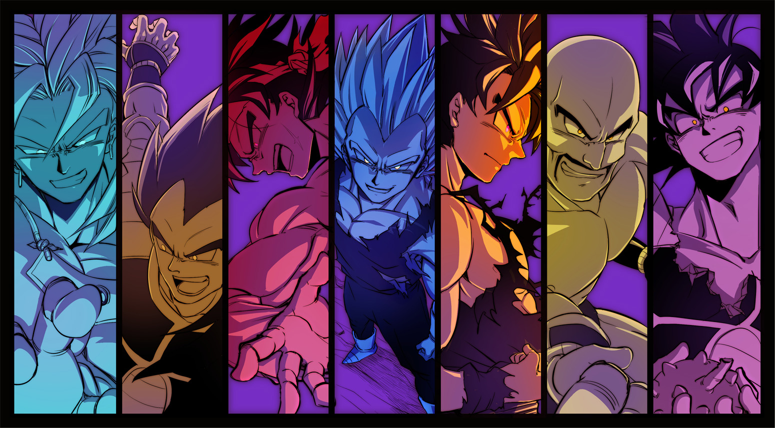 Broly dragon ball zerochan anime image board - Images dragon ball z ...