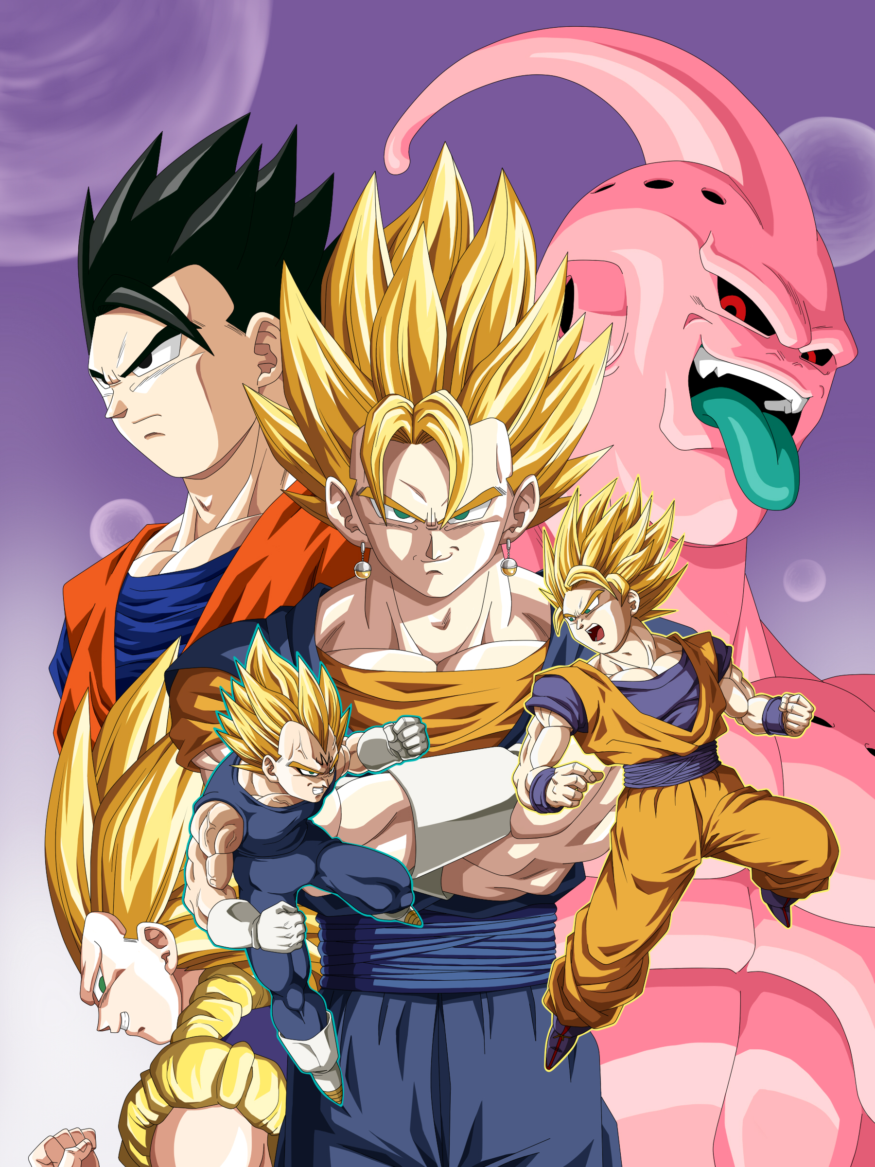 Dragon Ball Z Mobile Wallpaper 1976338 Zerochan Anime
