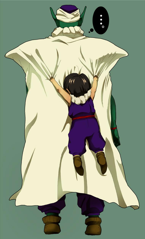 Tags Anime Matusaki69 DRAGON BALL Z Piccolo Son