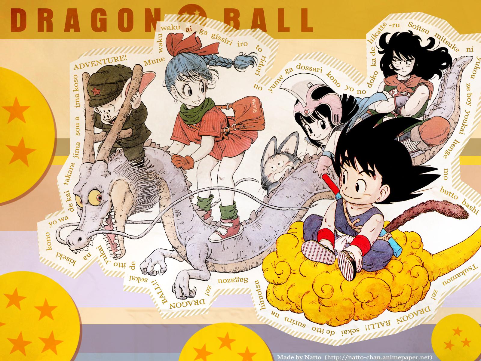 Dragon Ball  C2 B7 Download Dragon Ball Image