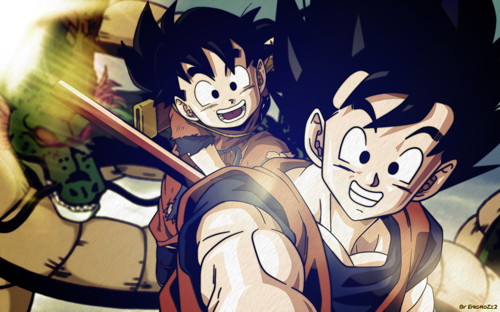 DRAGON BALL/#Wallpaper - Zerochan