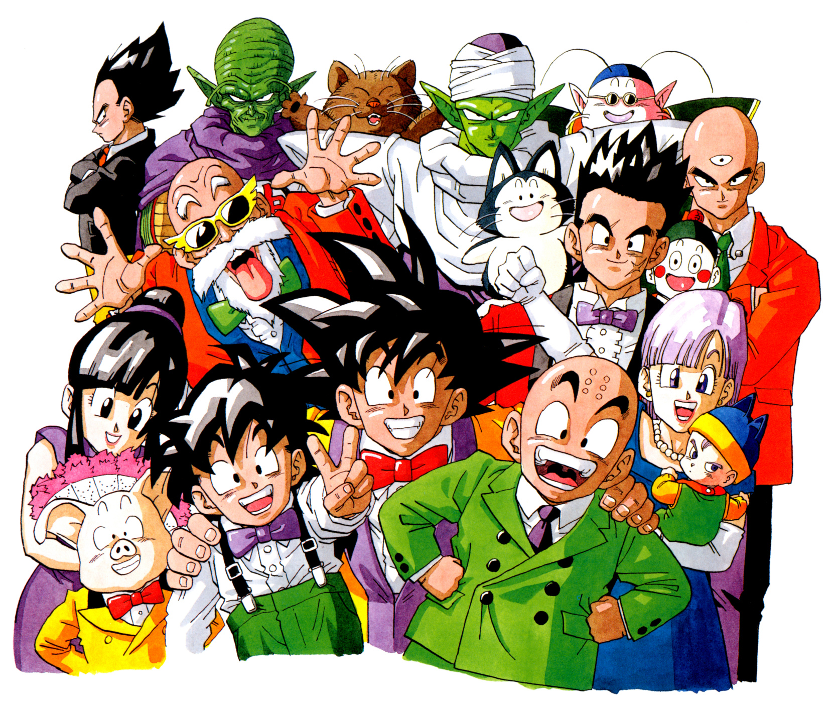 Kami dragon ball zerochan anime image board - Images dragon ball z ...
