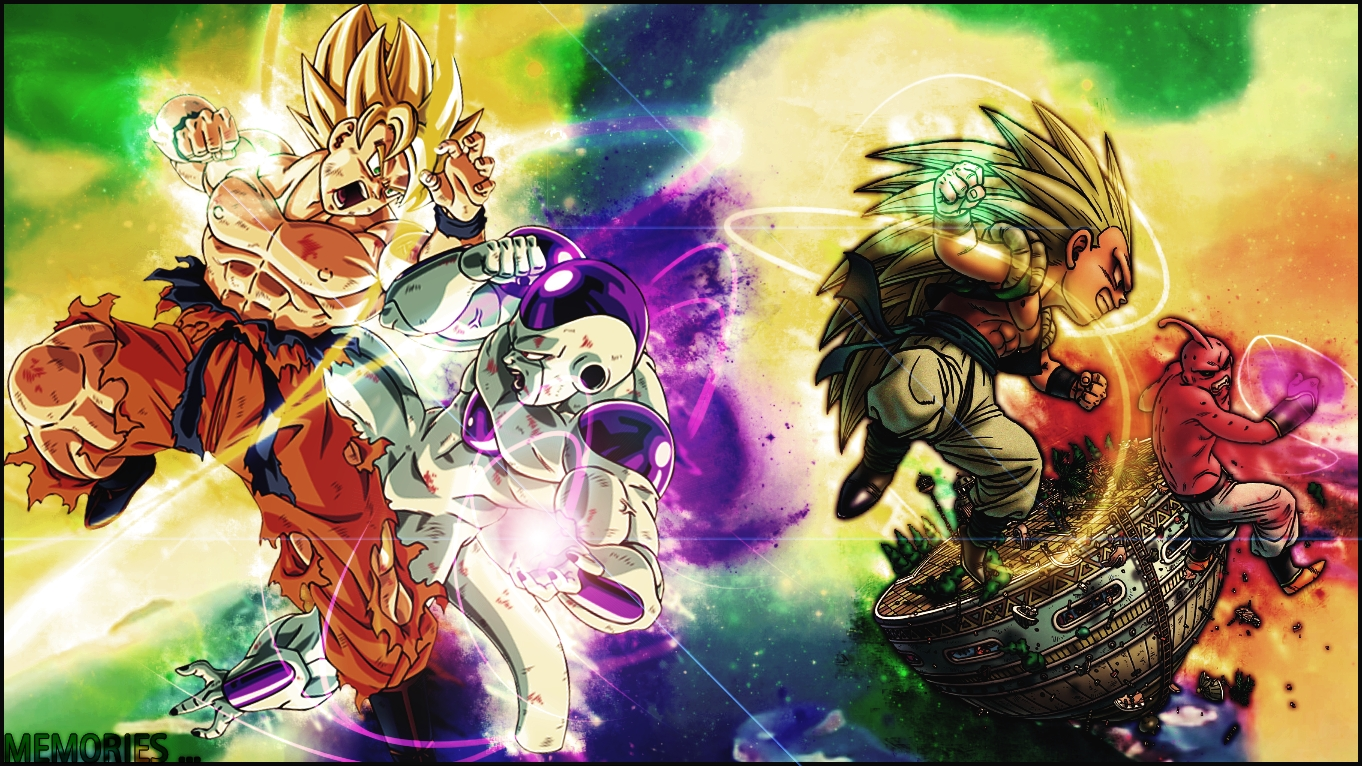 Gotenks Dragon Ball Zerochan Anime Image Board