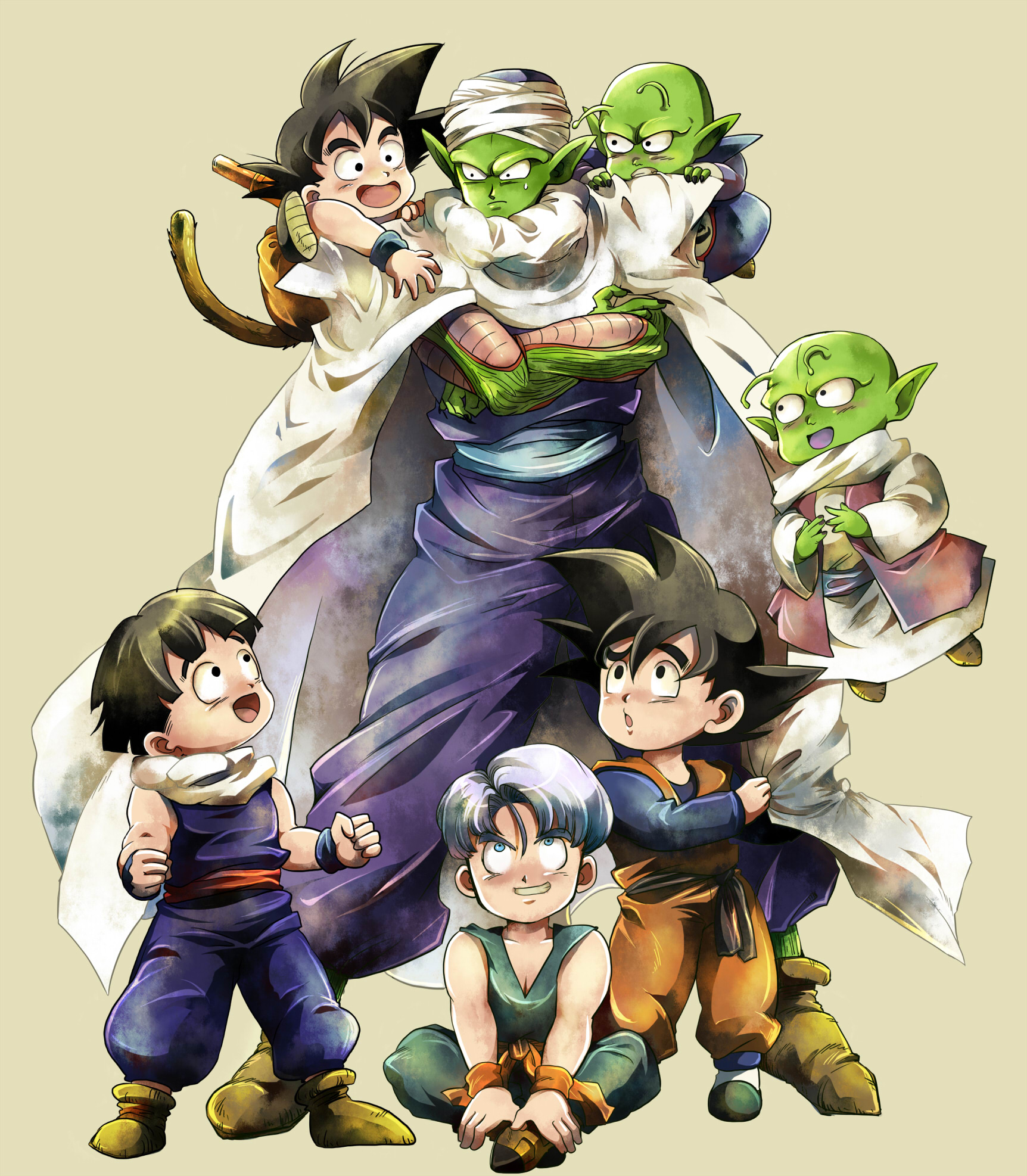Dende dragon ball zerochan anime image board - Photo dragon ball z ...