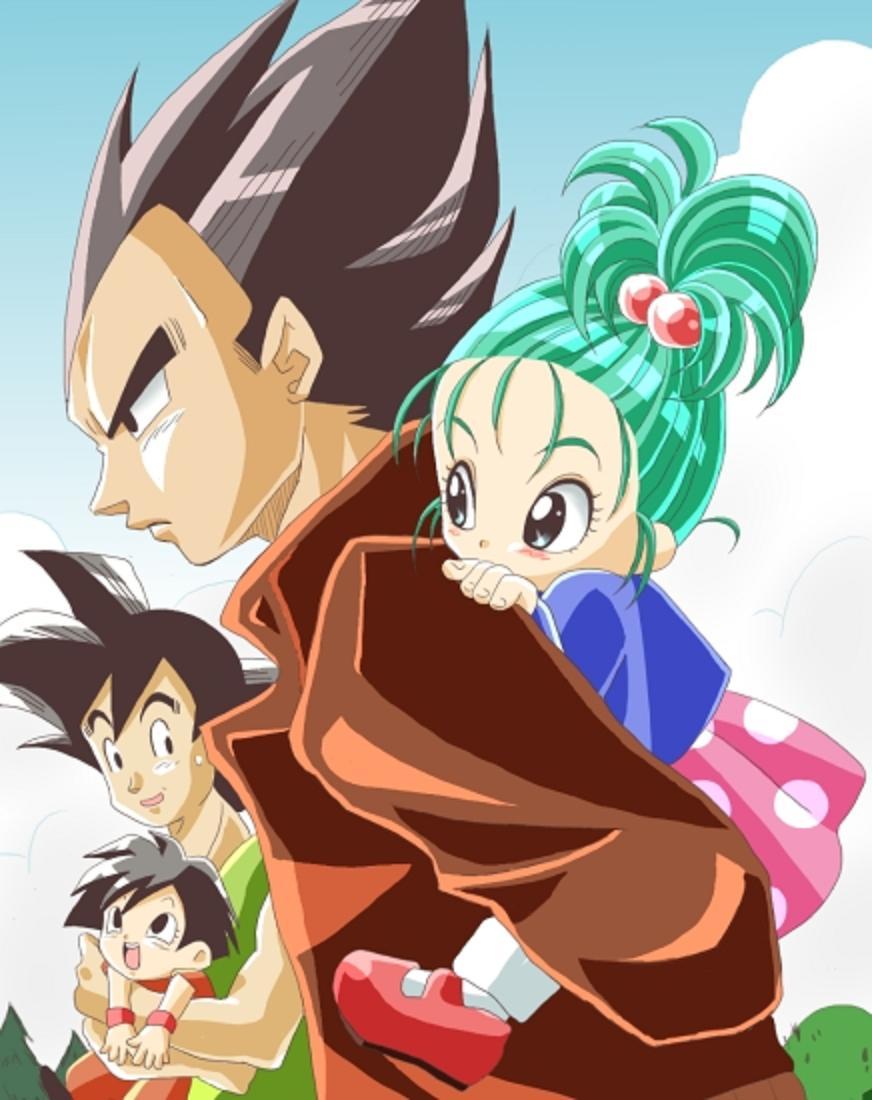 Pan DRAGON BALL Zerochan Anime Image Board