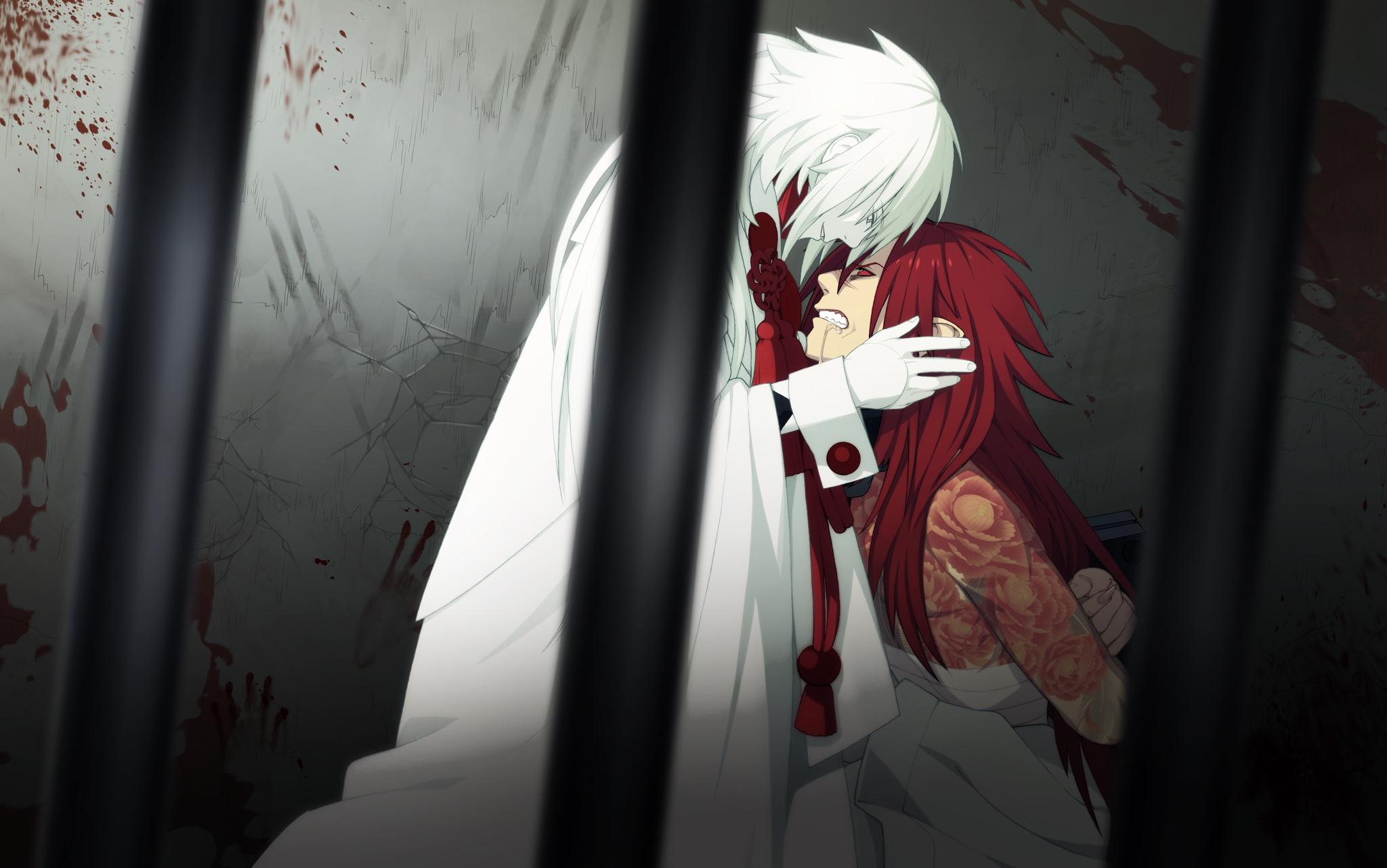 Картинки аниме убийство парней