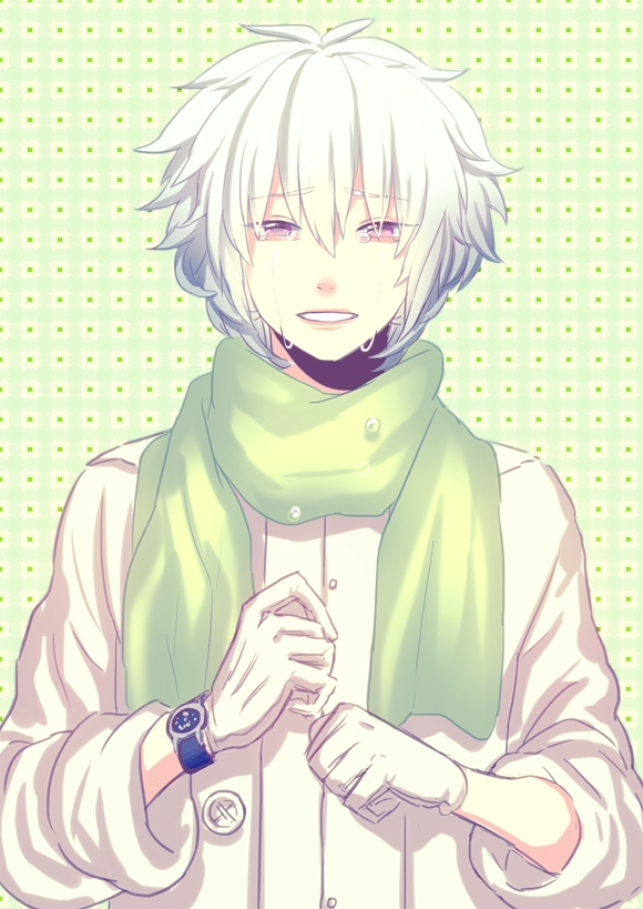 Tags: Anime, Minty❖memo, Nitro+CHiRAL, DRAMAtical Murder, Clear (DMMd), Fanart From Pixiv, Mobile Wallpaper, Pixiv, Fanart