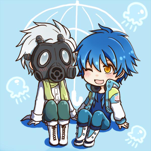 DRAMAtical Murder Image #1297631 - Zerochan Anime Image Board
