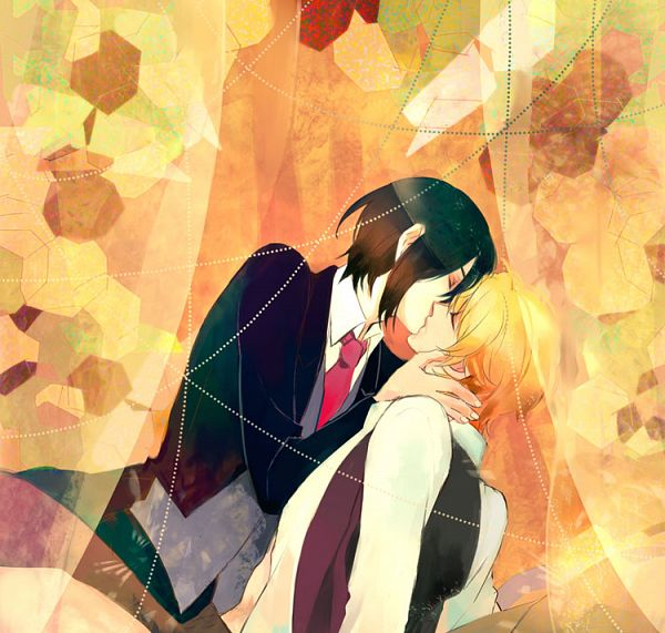 Tags: Anime, 1021yu, DURARARA!!, Heiwajima Kasuka, Heiwajima Shizuo, Incest