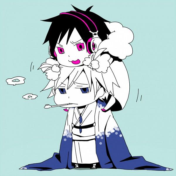 Gantz Yokai: DURARARA!!/#221168