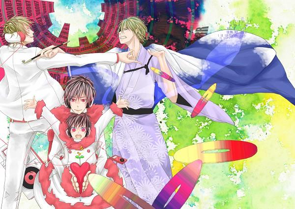 Tags: Anime, Tomoru (Sumiya), DURARARA!!, Psyche, Heiwajima Shizuo, Delic, Orihara Izaya