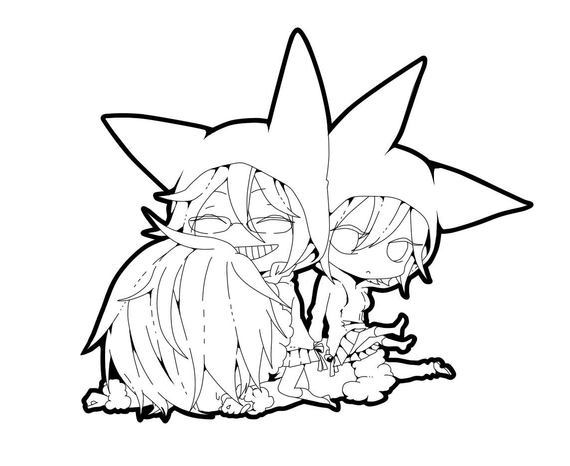 Line Art Converter : Durarara image zerochan anime board