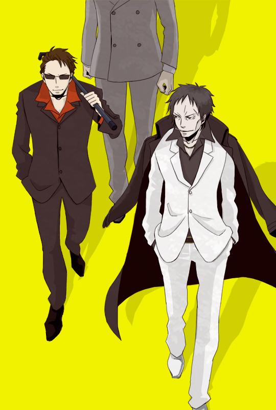 Tags: Anime, DURARARA!!, Akabayashi Mizuki, Shiki Haruya