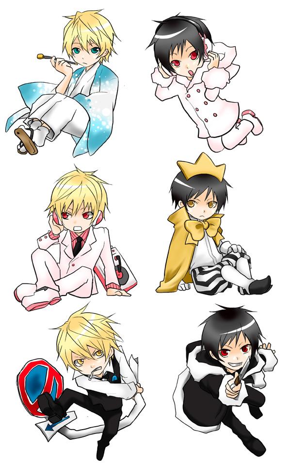 Tags: Anime, DURARARA!!, Orihara Izaya, Hibiya, Delic, Tsugaru, Heiwajima Shizuo, Psyche, Bartender, Mobile Wallpaper, Subarashii Hibi, Tsugaru Kaikyo Fuyu Geshiki, Pixiv