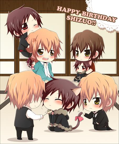 Tags: Anime, Pixiv Id 289817, DURARARA!!, Heiwajima Shizuo, Orihara Izaya, Pixiv, PNG Conversion, Fanart