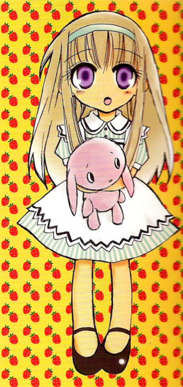 Tags: Anime, Matantei Loki: RAGNAROK, Daidouji Mayura, Official Art