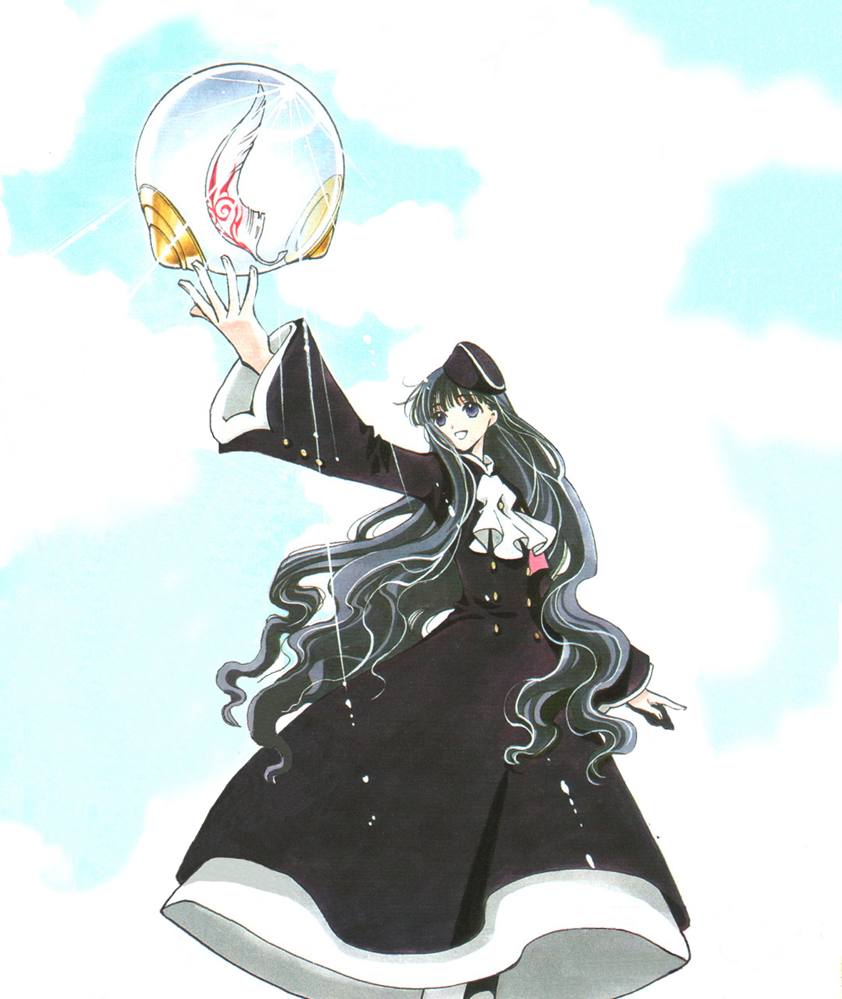 Urutan Anime Tsubasa Reservoir Chronicle