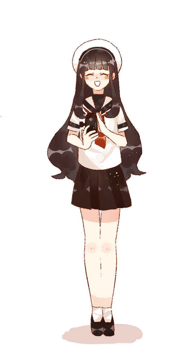 Tags: Anime, Pixiv Id 10463051, Cardcaptor Sakura, Daidouji Tomoyo, Video Camera, Fanart, Fanart From Pixiv, Pixiv