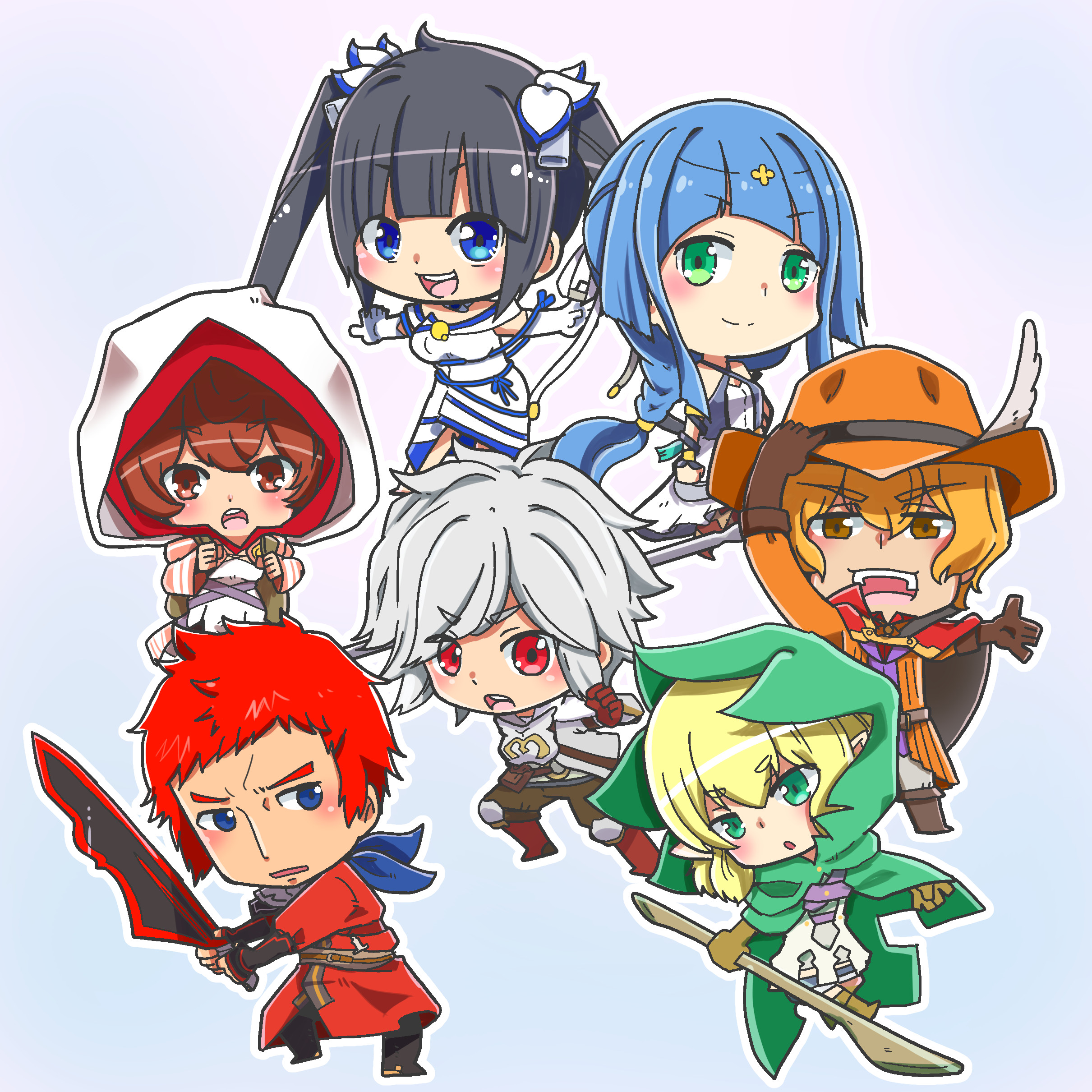 DanMachi: Arrow Of The Orion Image #2582126 - Zerochan Anime