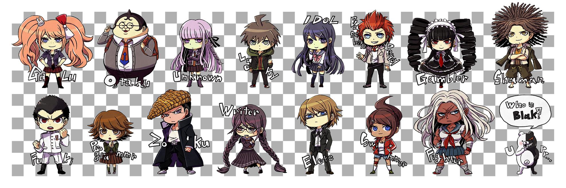 Danganronpa 3 Anime Characters : Danganronpa zerochan