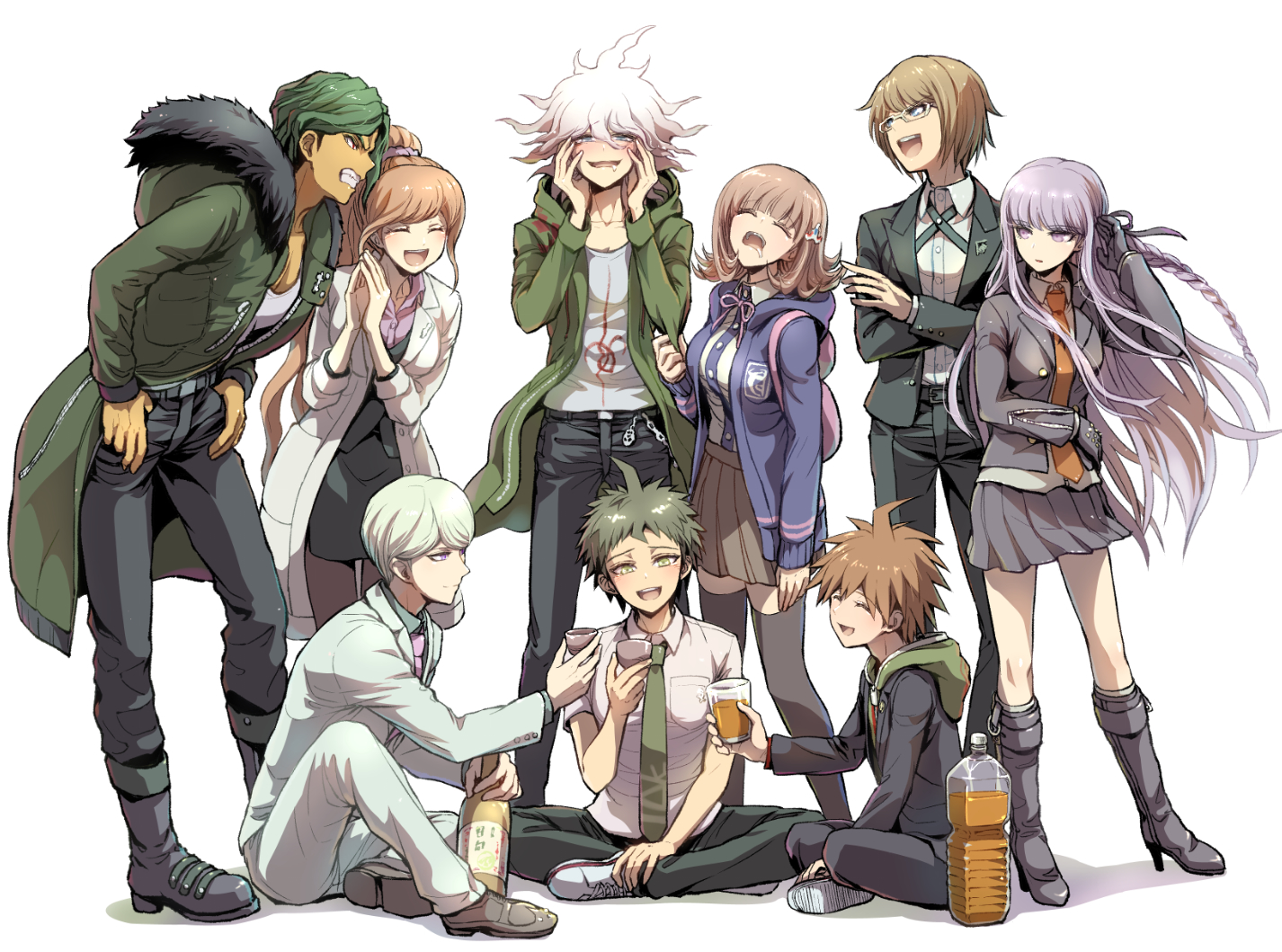 yukizome chisa fanart zerochan anime image board