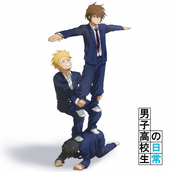Danshi Koukousei No Nichijou Download Image