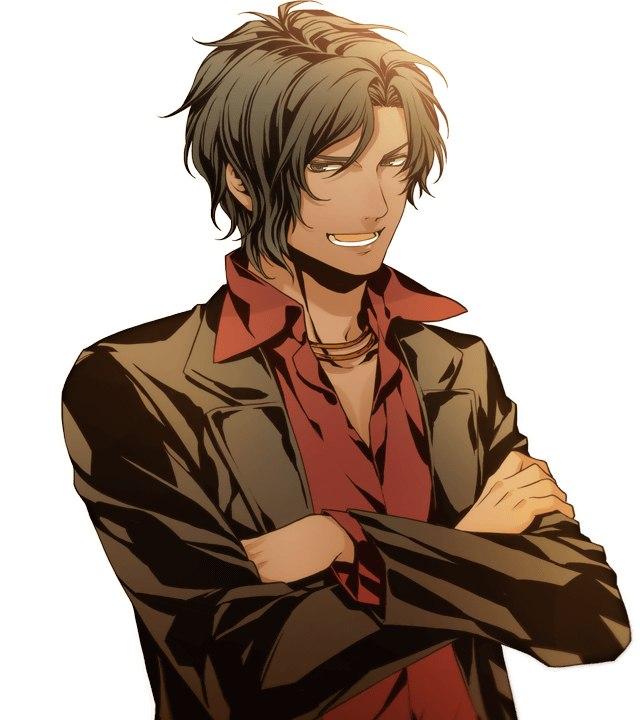 Tags: Anime, Sarachi Yomi, HuneX, La storia della Arcana Famiglia, Dante (Arcana Famiglia), Official Art