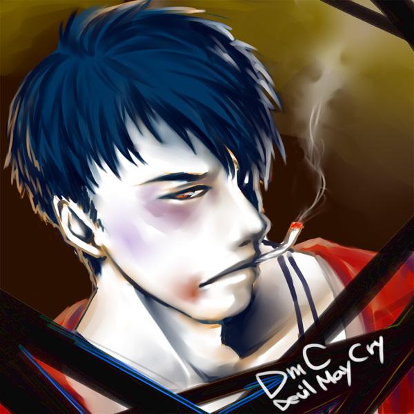 Tags: Anime, Ninja Theory, Devil May Cry, Dante (Ninja Theory)