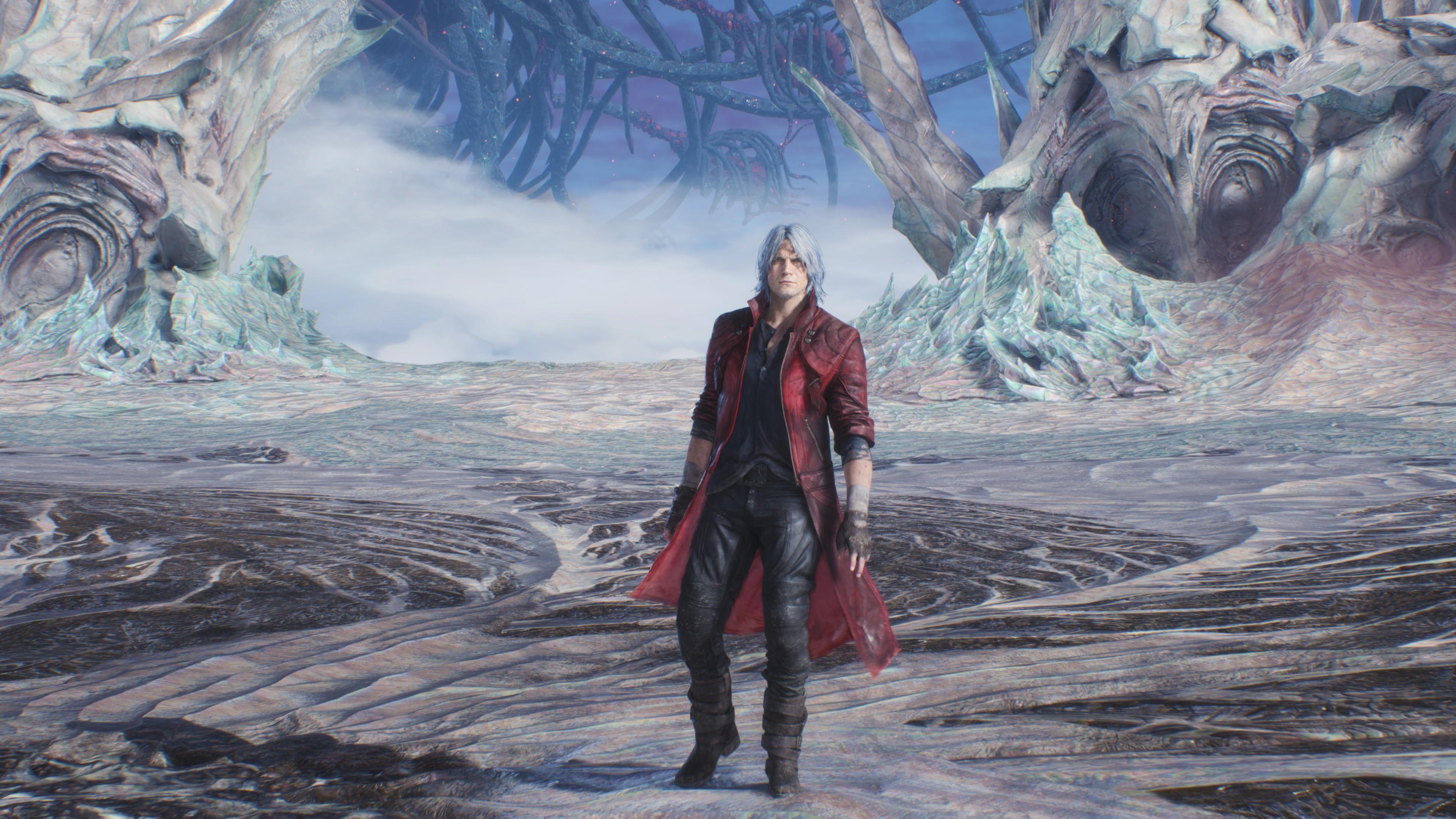 Dante Devil May Cry Hd Wallpaper 2529742 Zerochan