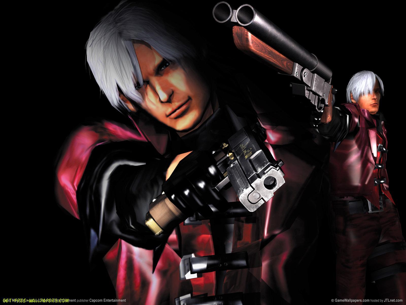 Dante Devil May Cry Wallpaper 365990 Zerochan Anime Image Board