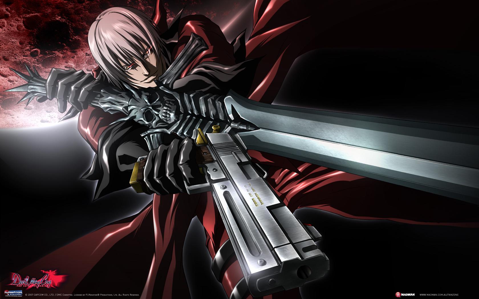 Dante Devil May Cry Wallpaper 76540 Zerochan Anime Image Board