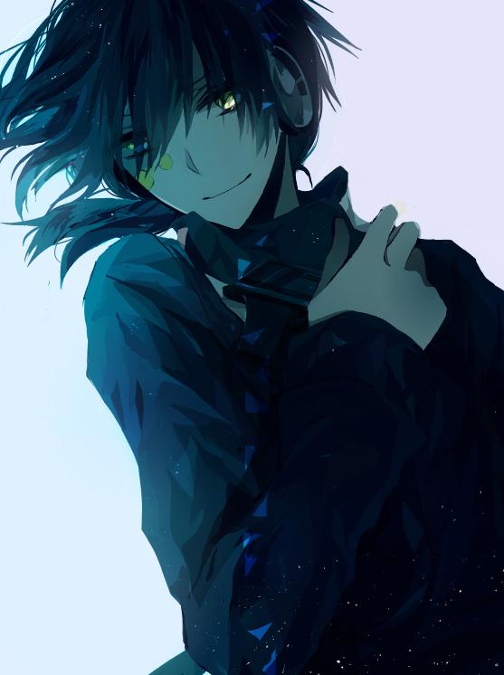 Tags: Anime, Pixiv Id 2730270, Kagerou Project, Dark Konoha, Kokonose