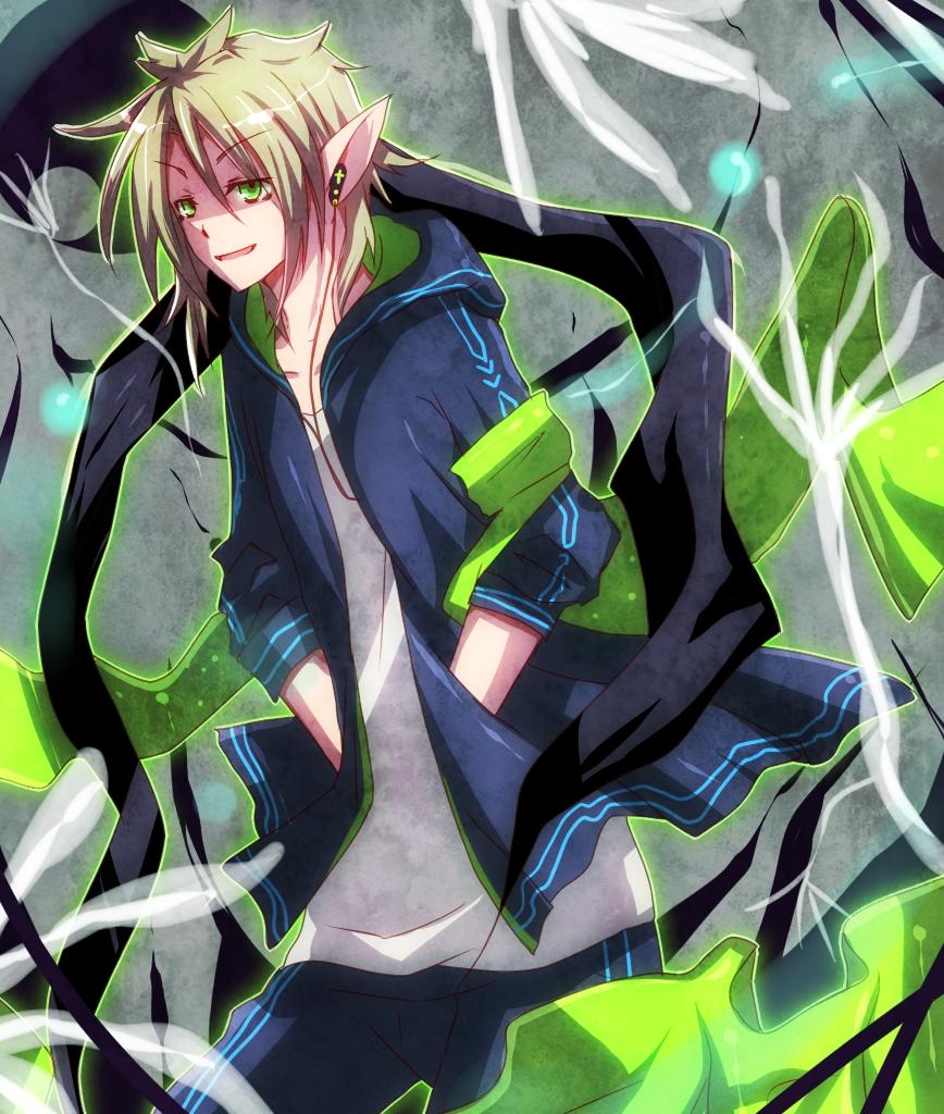 Dark Mage Badhabh Caar - Shadow Paladin - Zerochan Anime ...