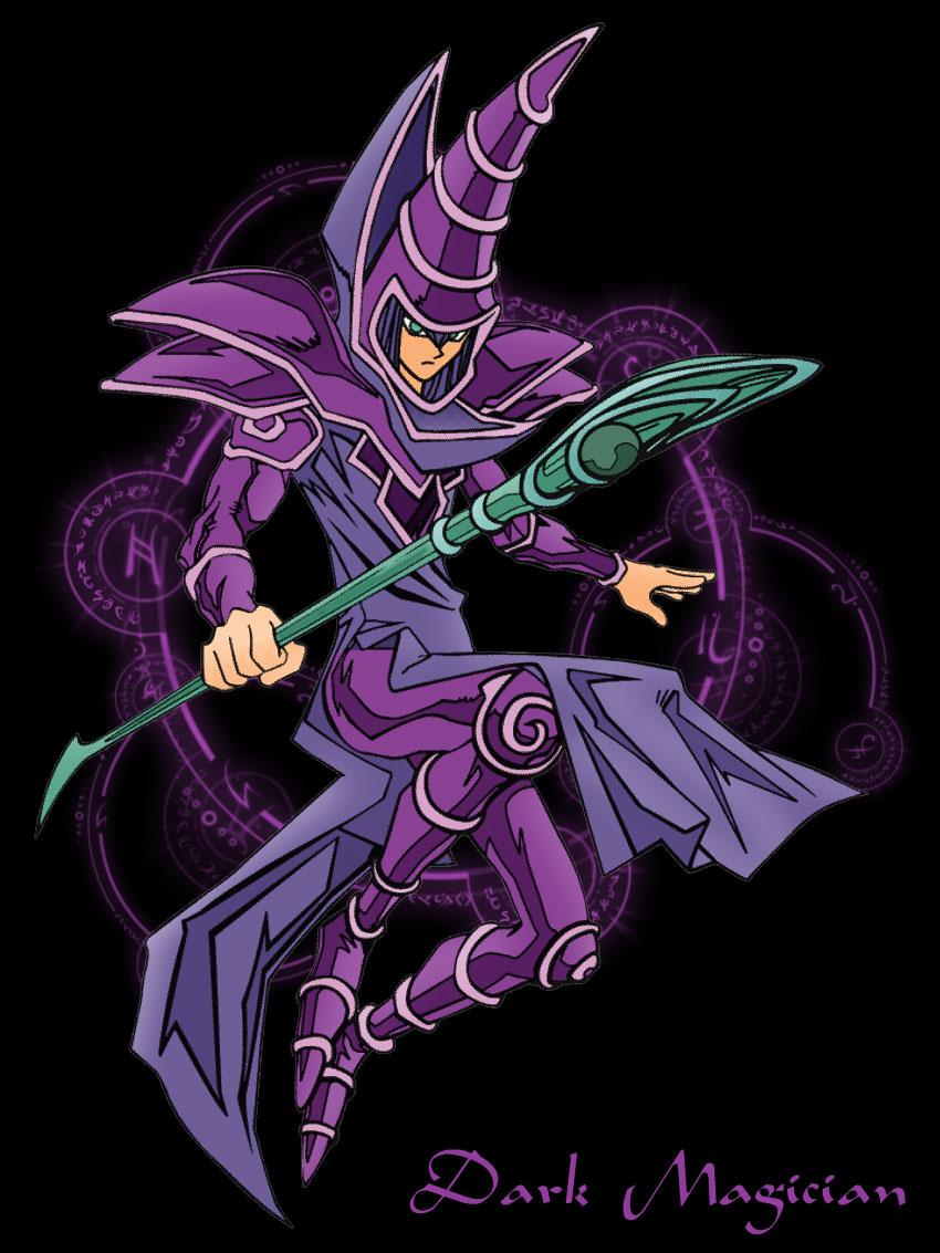 dark magician yu gi oh duel monsters zerochan anime image board