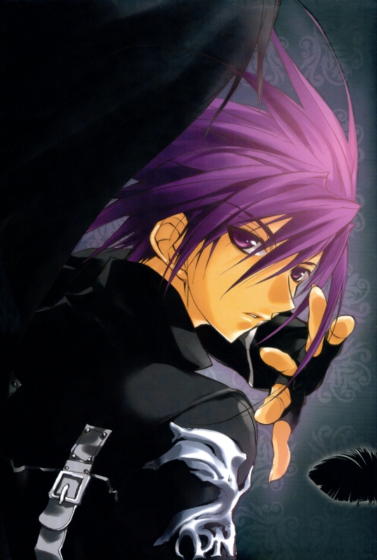 dark mousy - d n angel - mobile wallpaper  519215