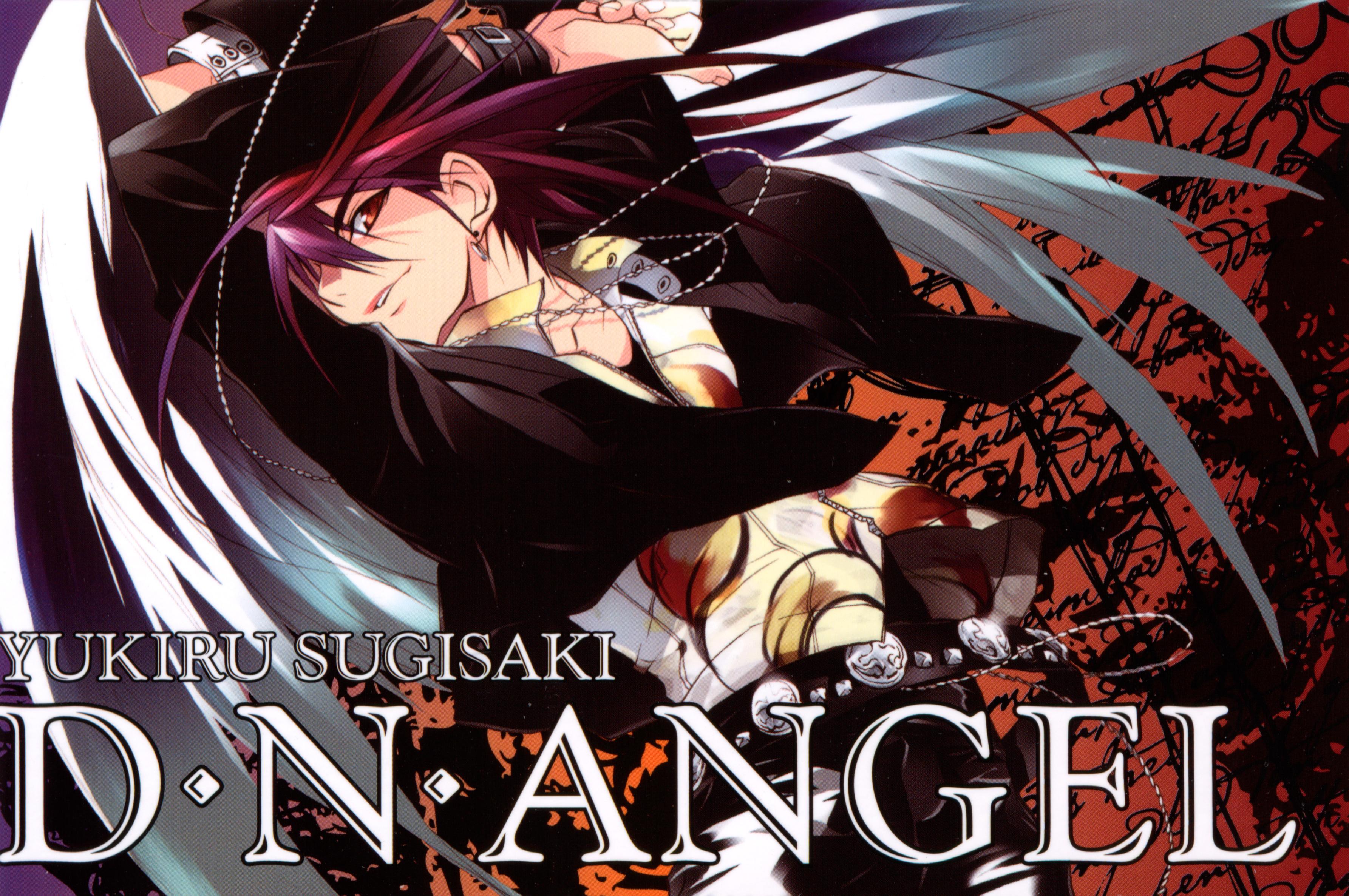 D. N. Angel, red hair | page 8 zerochan anime image board.