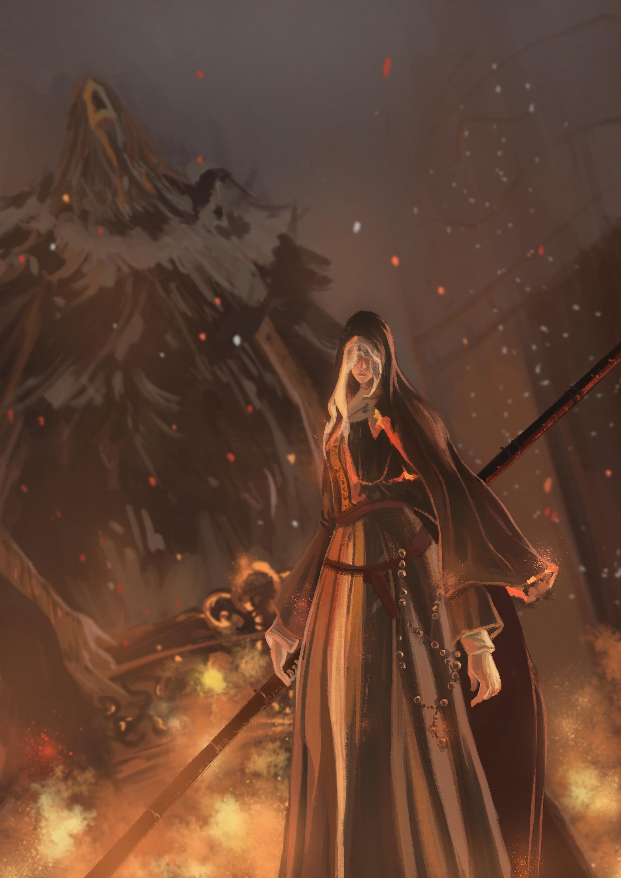 Sister Friede Friede Sister Fanart Zerochan Anime Image Board