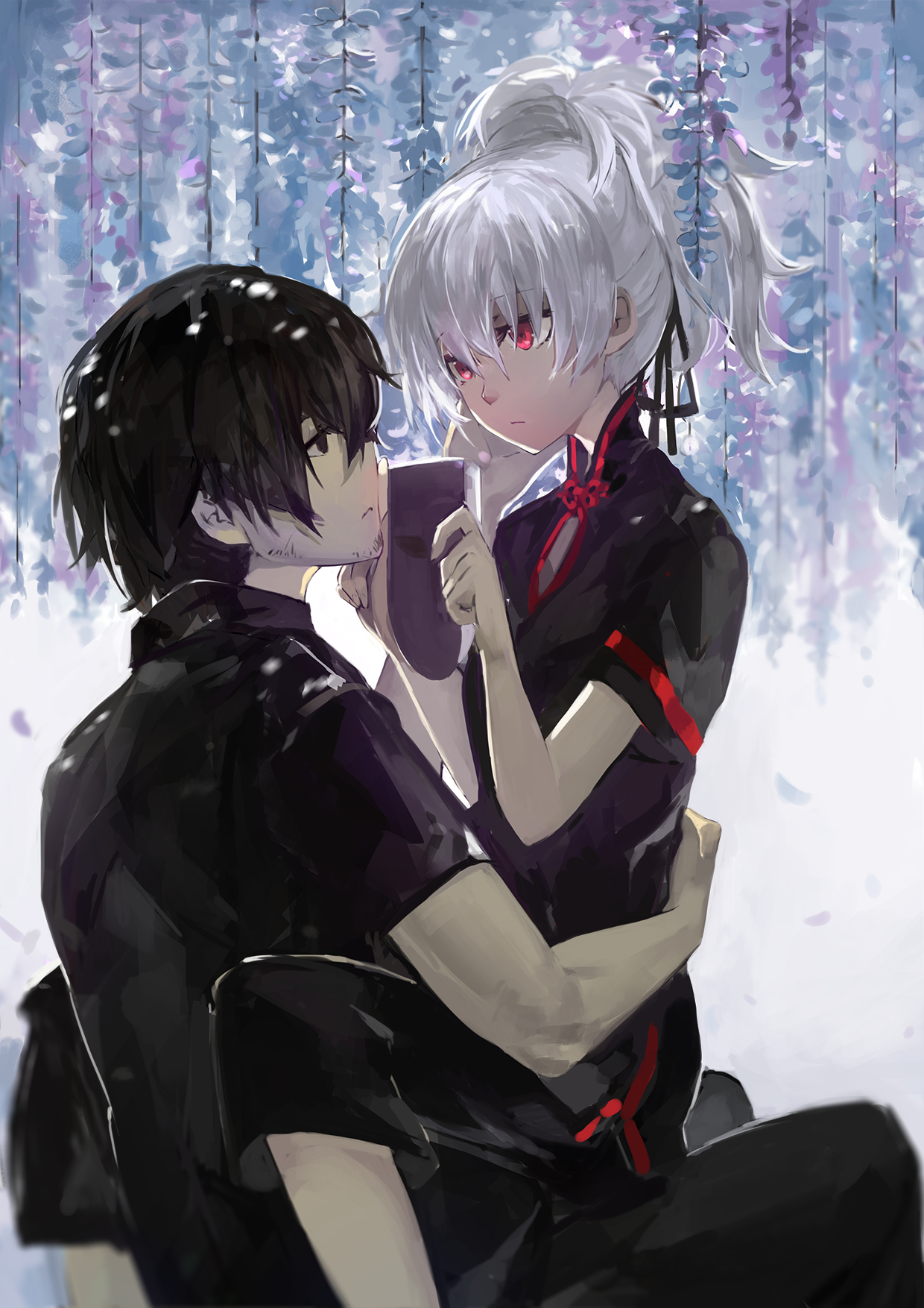 Darker Than Black Mobile Wallpaper Zerochan Anime Image Board