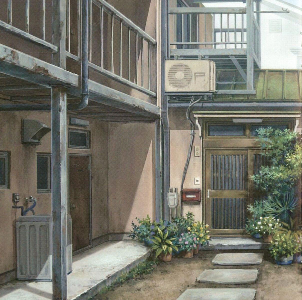Anime Apartment: Darker Than Black Image #401496