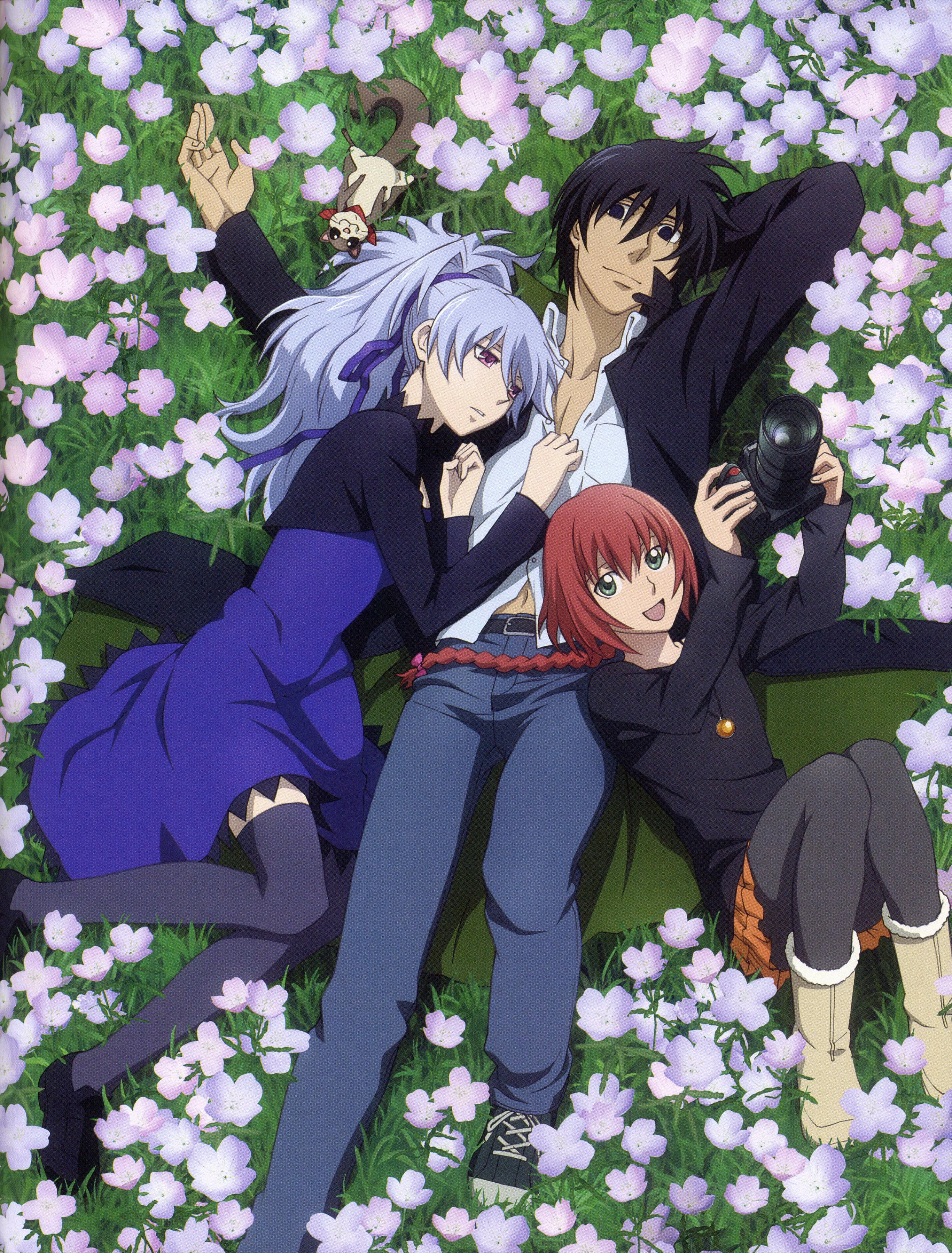 anime manga boy and girl: Zerochan Anime Image Board