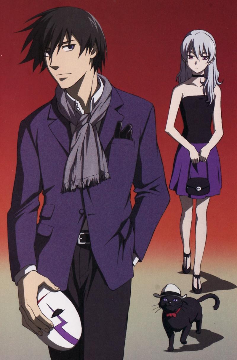 Darker Than Black Mobile Wallpaper Zerochan Anime Image Board