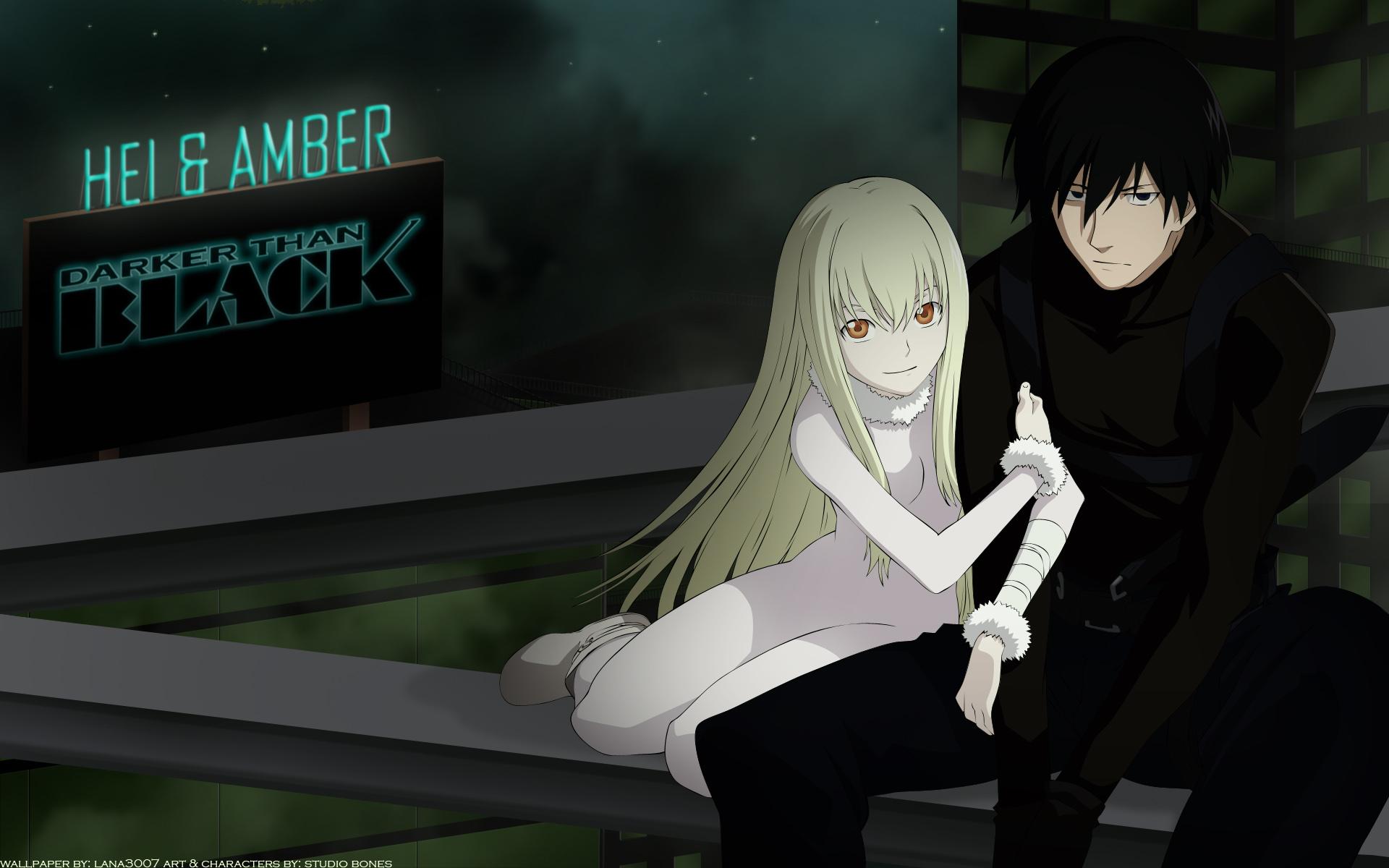 Darker Then Black